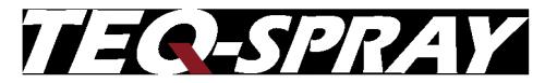 TEQ-SPRAY by crs-i Logo